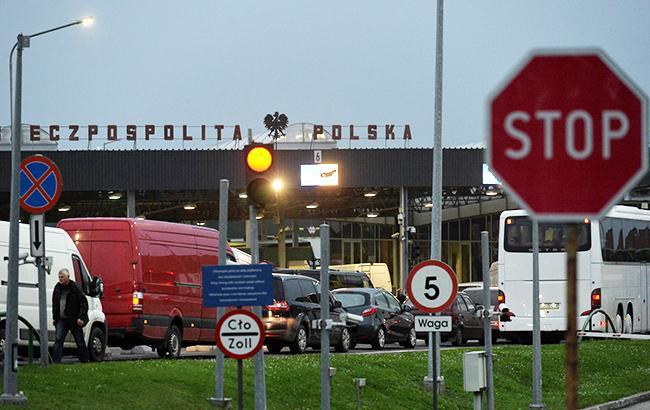Фото: украинско-польская граница (rada.gov.ua)