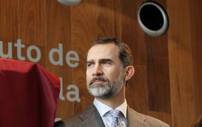 Король Испании ушел на карантин из-за контакта с зараженным COVID-19