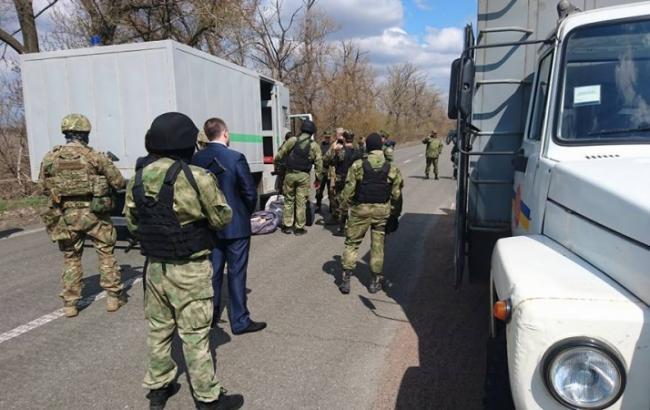 Сотрудники «ЛНР» собираются посетить украинские тюрьмы