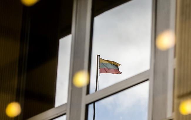Фото: Литовський прапор (flickr.comLietuvos Respublikos Seimas)