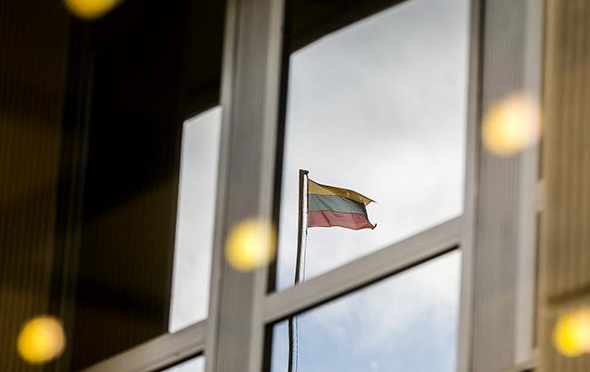 Фото: флаг Литвы (flickr.comLietuvos Respublikos Seimas)
