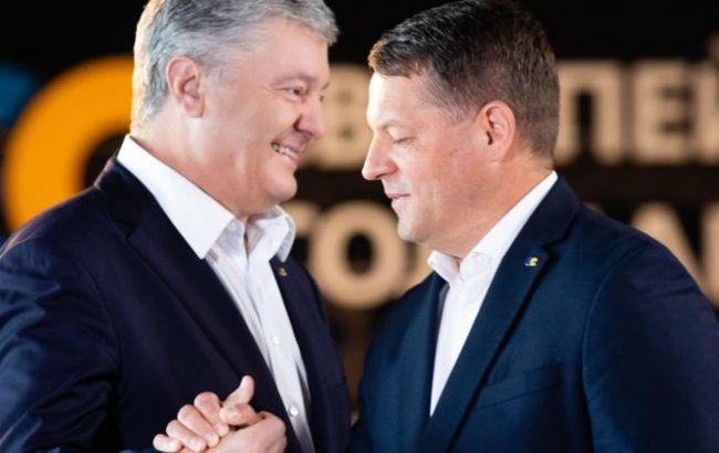 """""""Евросолидарность"""" официально выдвинула Сущенко кандидатом в депутаты в 197-м округе"""