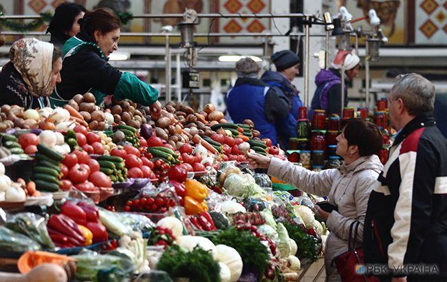 У цьому році ціни на продукти харчування будуть рости (фото Віталій Носач, РБК-Україна)