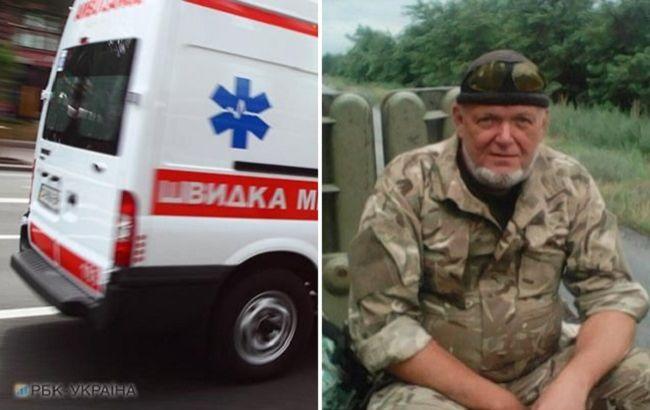 Наш великий добряк: українців просять допомогти побитим у Києві ветерану АТО з дружиною