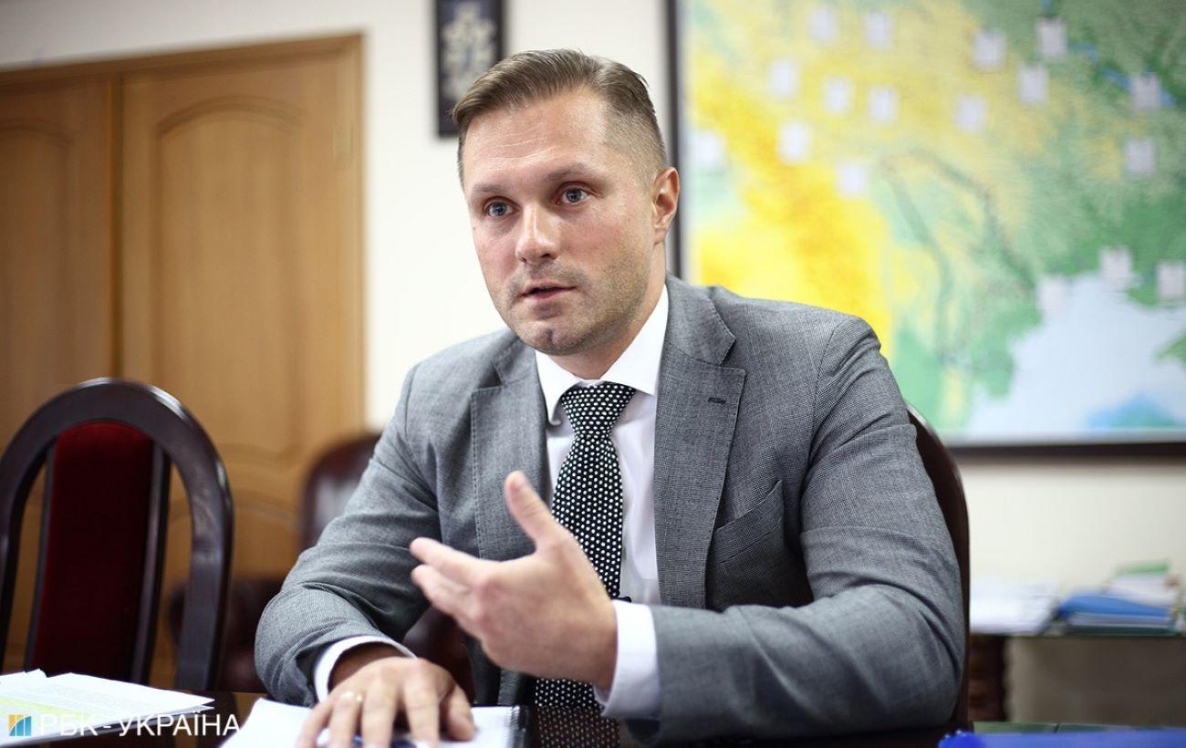 Рада уволила главу АМКУ Терентьева