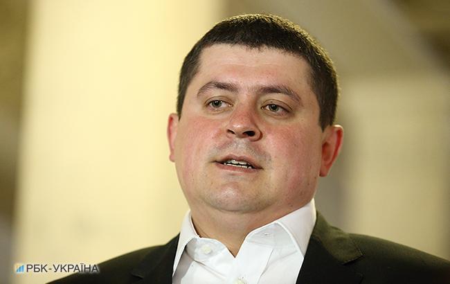 Бурбак задекларировал 262 тыс. гривен дохода за 2017 год