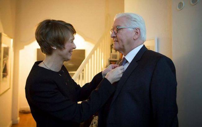 ВГермании проводили вотставку федерального президента