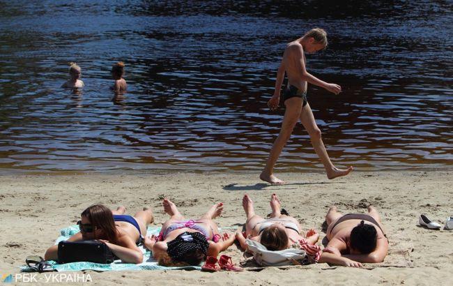 У Києві пляжі планують відкрити з 1 червня