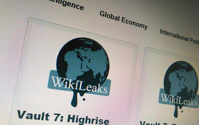 Фото: WikiLeaks (РБК-Украина)