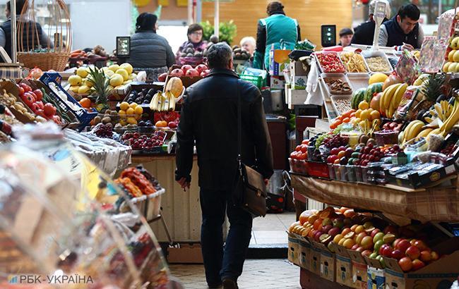 Держстат у жовтні зафіксував інфляцію 1,7%