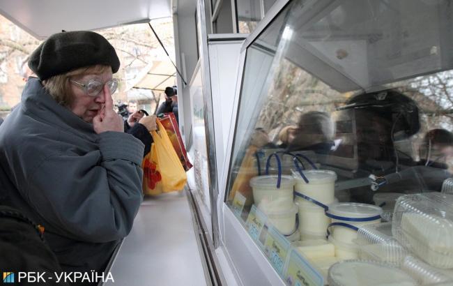 Рада повернула у комітет закон щодо захисту українців від неякісних продуктів харчування