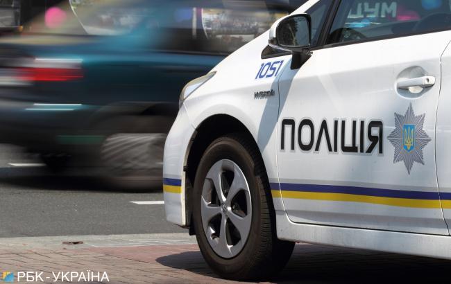 У Києві поліція стріляла в чоловіка: з'явилося відео затримання зловмисника