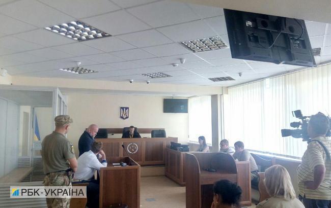 Фото: суд у справі Рубана (РБК-Україна)