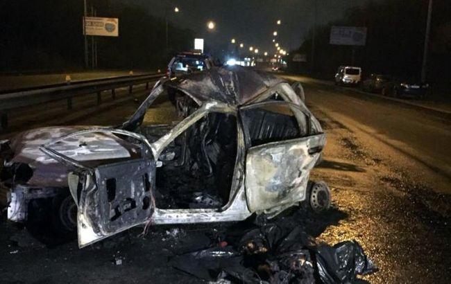 Суд арестовал водителя BMW Х5, который устроил смертельное ДТП под Киевом