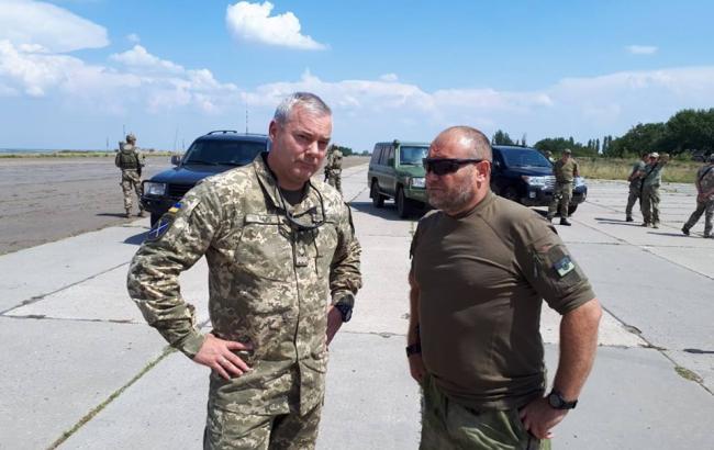 Українська добровольча армія може стати частиною ЗСУ
