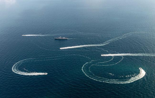 Німеччина готова направити військові кораблі в Чорне море