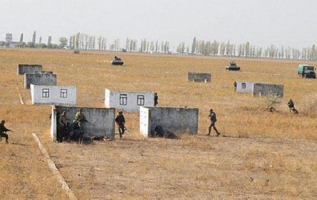 Фото: взрыв на полигоне в Николаевской области взят под контроль ГПУ