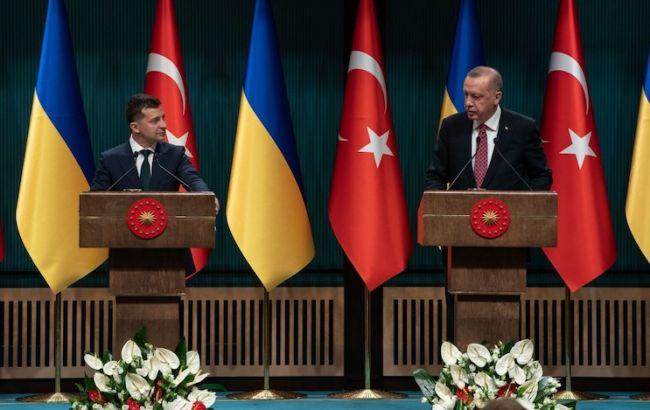 Настав час укласти угоду про вільну торгівлю з Україною, - Ердоган