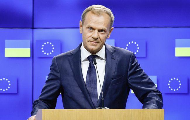 ЄС не змириться з жодним актом насильства в Азовському морі, - Туск
