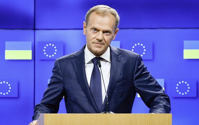 Вперше лідери ЄС без суперечок підтримали санкції проти Росії, - Туск