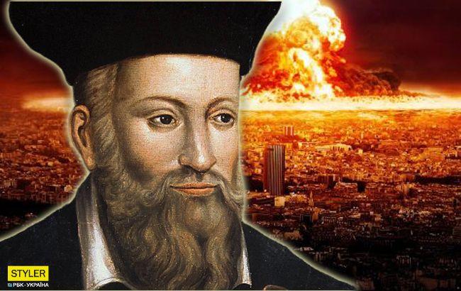 Війна буде довгою: нова розшифровка пророкувань Нострадамуса