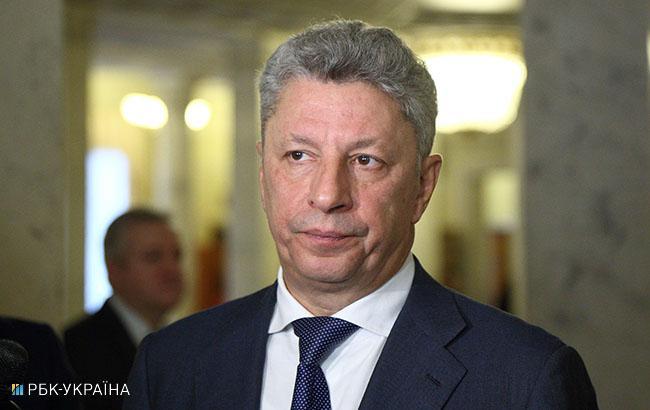 Бойко задекларировал более 9 млн гривен доходов за прошлый год