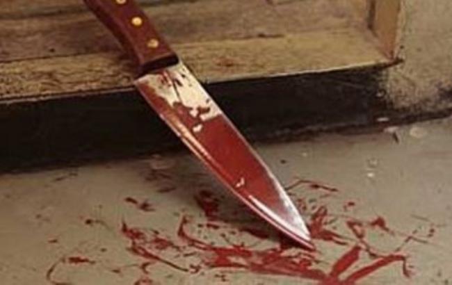 Фото: Убийство произошло на Оболони (В-Деталях.РФ)