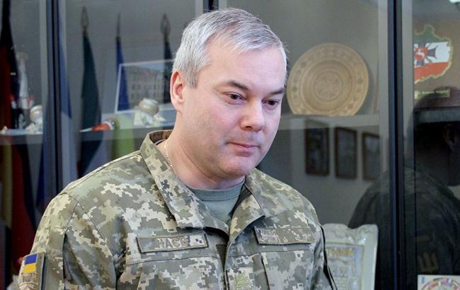 Порошенко представив командувача об'єднаних сил