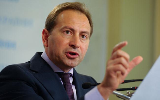 Томенко закликав скоротити кількість депутатів місцевих рад