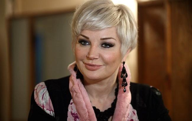 Оперна співачка Марія Максакова (фото: РБК-Україна)