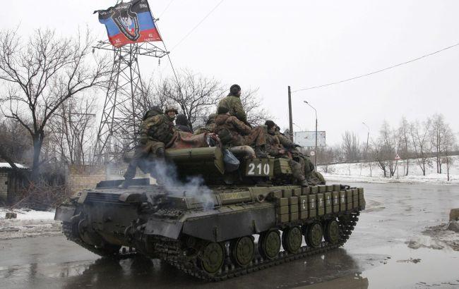 Бойовики нарощують сили для ескалації конфлікту на сході України, - Тимчук