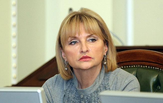 Фото: Ирина Луценко (rada.gov.ua)