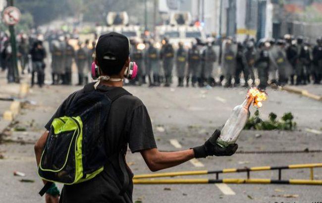 Протести у Венесуелі: кількість загиблих мітингарів досягла 48 осіб