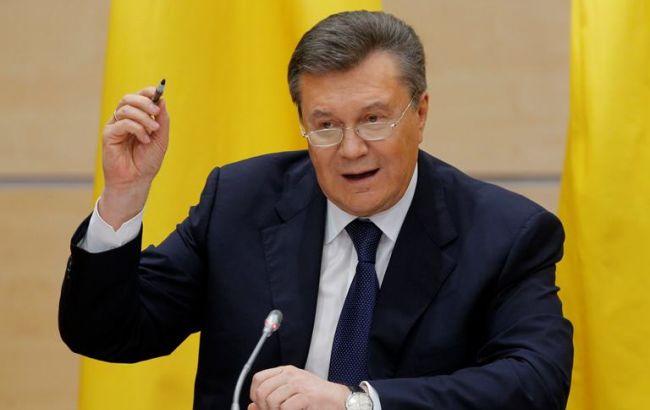 Опубликована повестка ГПУ на допрос Януковичу