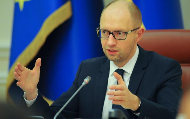 Яценюк призвал украинцев заняться утеплением домов