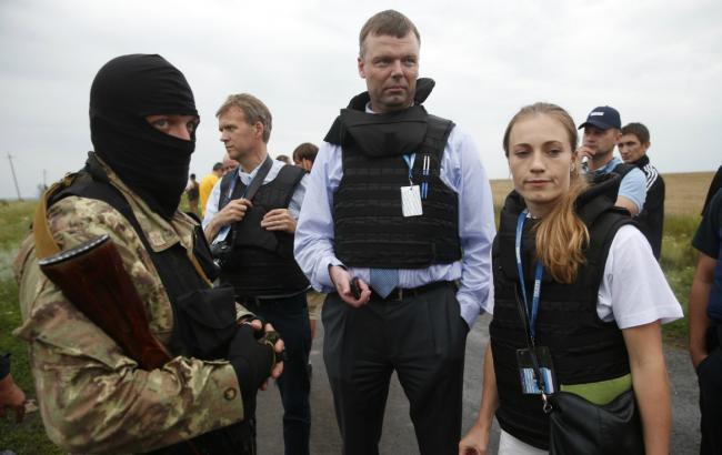 Бойовики ДНР погрожували місії ОБСЄ розстрілом