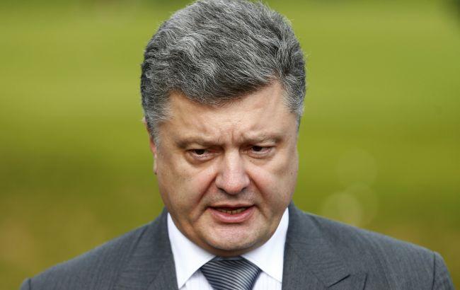 Порошенко: СНБО необходимо принять меры по предотвращению угроз со стороны России