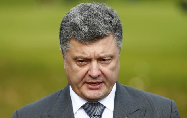 Майже третина промислового потенціалу Донбасу вивезена в Росію, - Порошенко