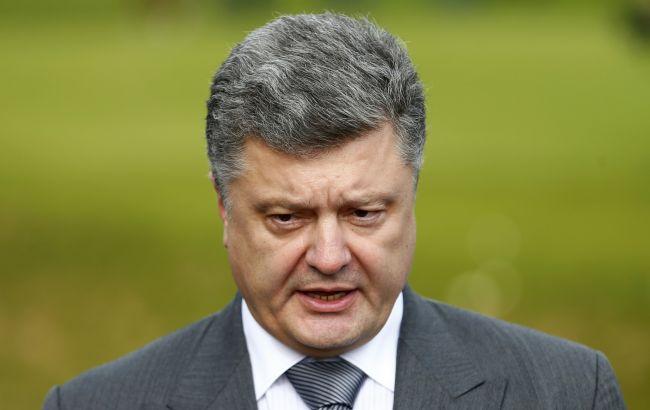Порошенко: приїзд Путіна до Криму - виклик для цивілізованого світу
