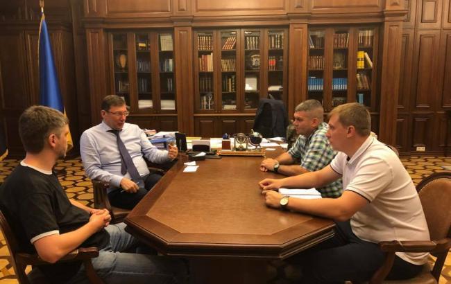 Слідство у справах розстрілів на Майдані фактично завершене, - Луценко