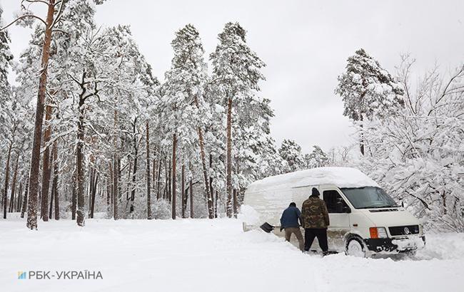 Непогода в Украине: синоптики предупредили о сильных снегопадах 20 марта