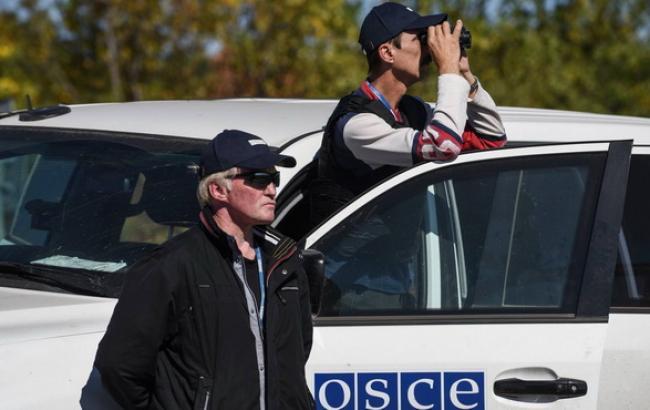 Миссия ОБСЕ отмечает продолжение огня в Широкино и донецком аэропорту