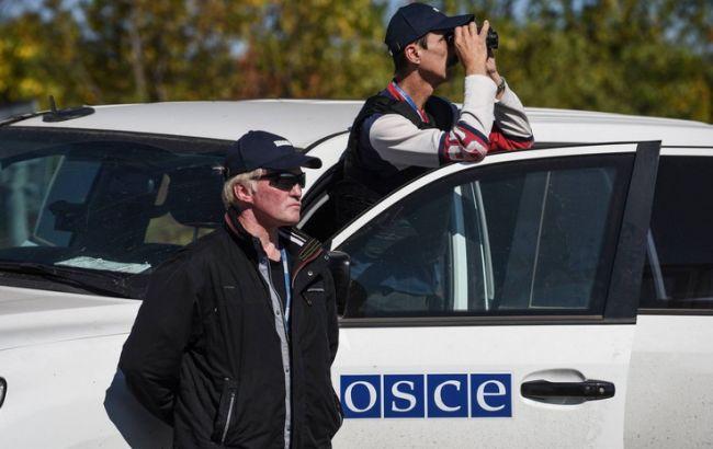 Состав миссии ОБСЕ в Украине превысил 1 тыс. наблюдателей