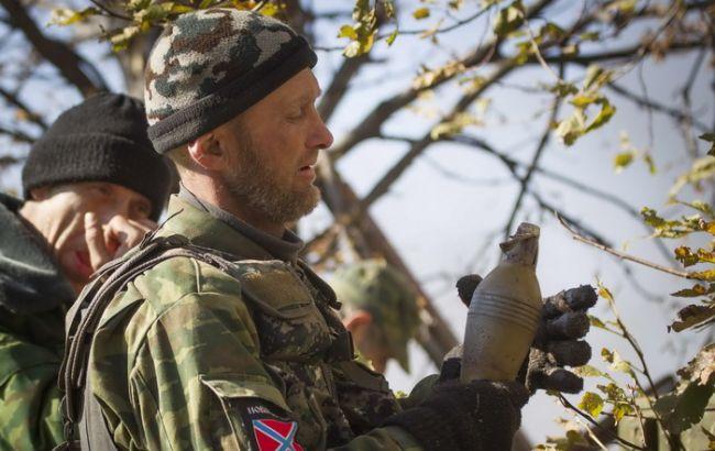 Бойовики обстріляли сили АТО в Пісках з мінометів