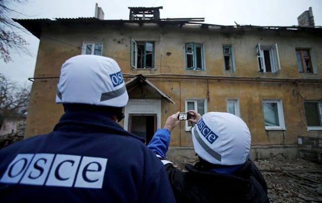 Фото: миссия ОБСЕ откроет новые патрульные базы на Донбассе