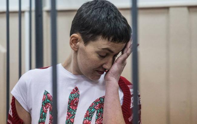 Суд над Савченко: обвинение заканчивает представлять доказательства вины подсудимой