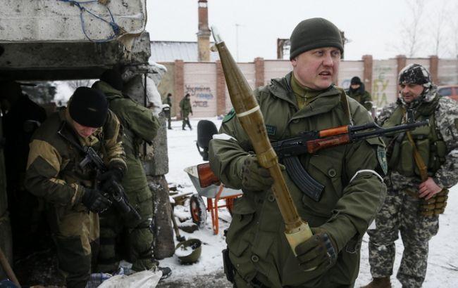 Бойовики на Донбасі знизили кількість обстрілів, - штаб АТО