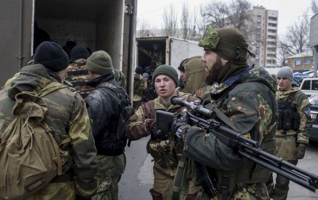 Бойовики обстріляли сили АТО під Мар