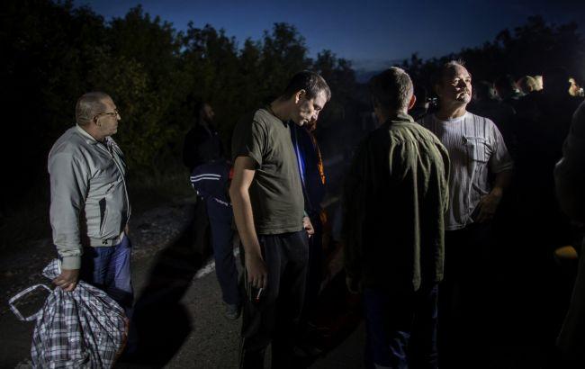 З полону бойовиків звільнені 2 бійця АТО