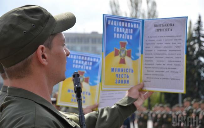 Фото: в Україні розпочався осінній призов